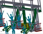 Projetos FP: Mecanização de colheita: Máquina co