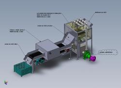 Projetos FP: Maquina para Lavagem e Secagem de Nós