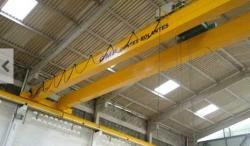 Projeto Solicitado [02 de dezembro de 2014] - Calculo estrutura para ponte rolante 10T  14m