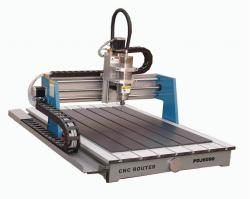 Projeto Solicitado [16 de maio de 2013] - AUTOMAO DE CNC ROUTER