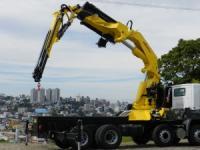 Projeto Solicitado [23 de março de 2016] - Projeto de munck articulado 10 a 50 ton