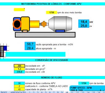 11. Cálculo Bomba Positiva lóbulos