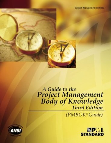 PMBOK (Project Management Body of Knowledge) em PORTUGUÊS.2004