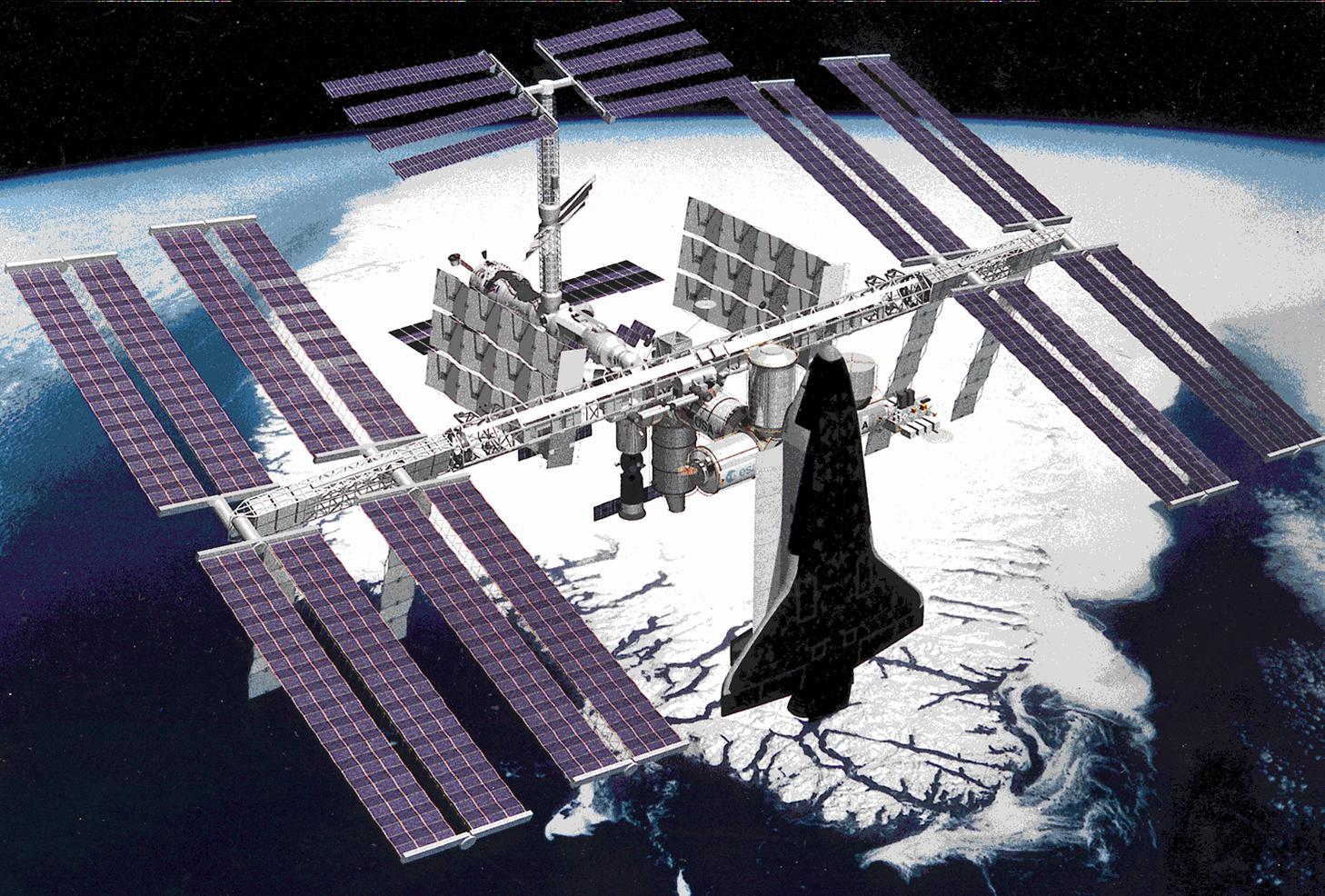 Grande Obra da Engenharia: ISS