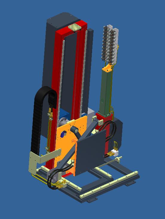 Projetos Mecânicos FP: Lubrificador Automático Linear LLE