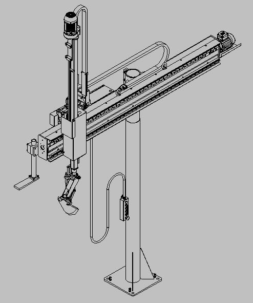 Projetos Mecânicos FP: Carregador Automático Linear DSE