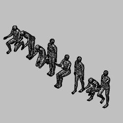 Blocos FP: Pessoas  3D