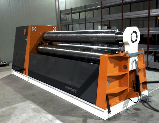 Projeto Solicitado [21 de novembro de 2012] – Projeto para fabricação de uma calandra de chapas motorizada