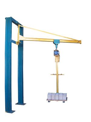 Projeto Solicitado [4 de maio de 2013] – Pinça elétrica para blocos de concreto
