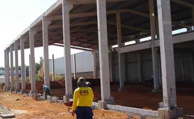 Projetos FP: Projetos Industriais e Construções