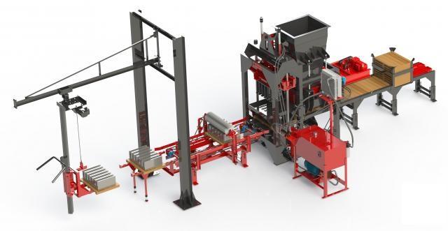 Projeto Solicitado [22 de outubro de 2013] – Maquina fazer Blocos Hidraulica