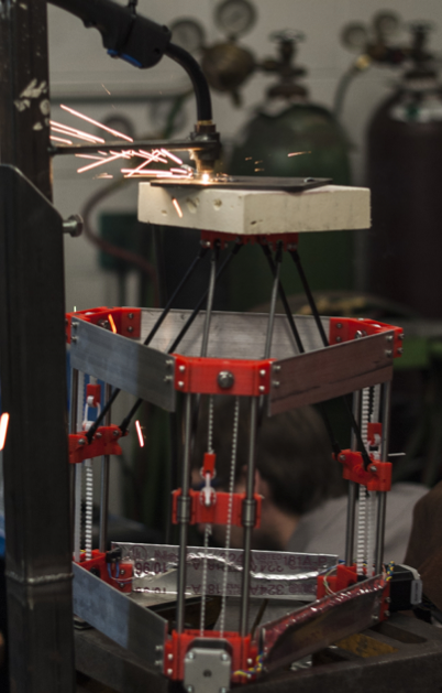 Impressora 3D para Metal com Código Aberto