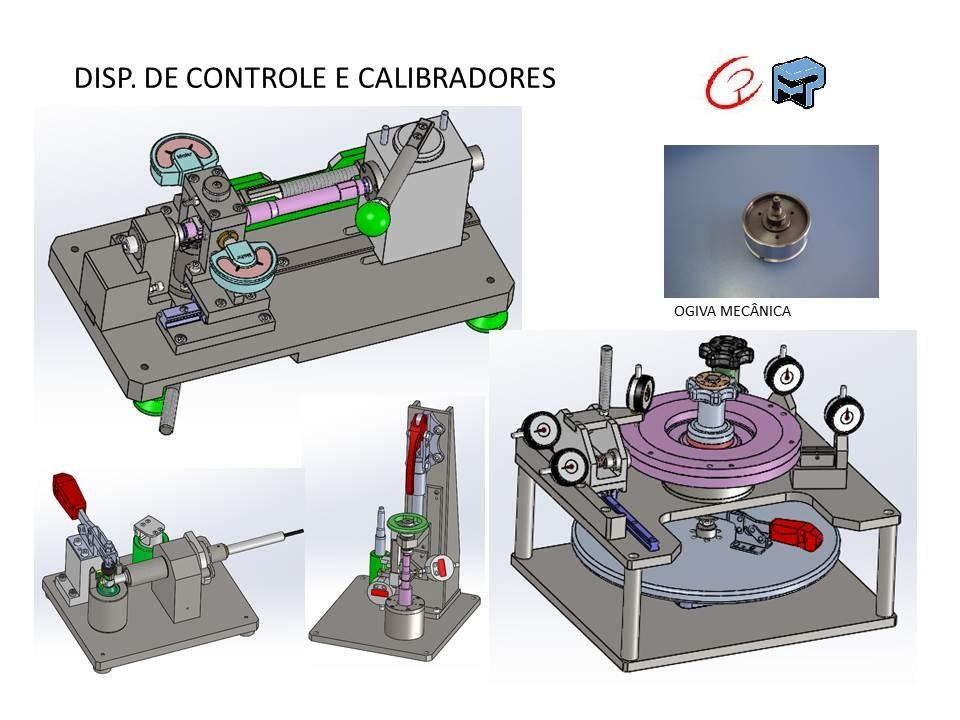 Projetos FP: Projeto para controle qualidade tecnologia GD&T