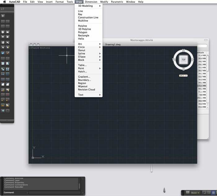 Vem ai AutoCAD para Mac OS X