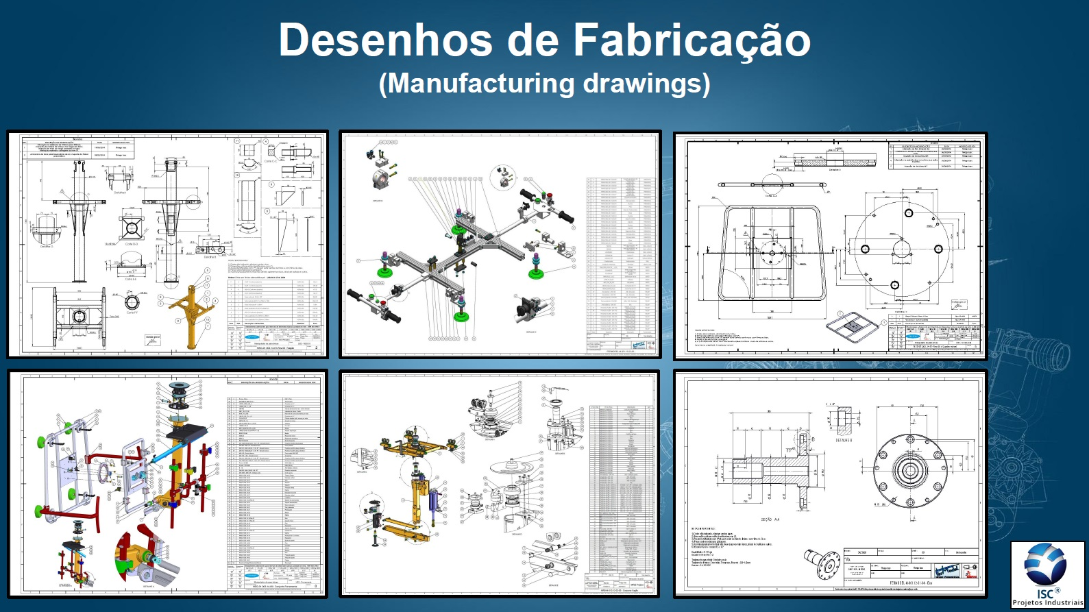 Projetos FP: Detalhamento de Projetos