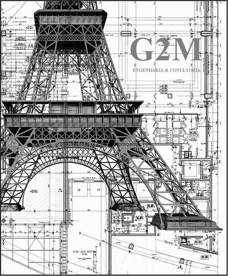 Projetos FP: Projeto estruturas metálicas: Galpões, mezaninos, torres, plataformas