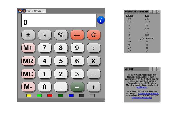 Cálculos Online: Calculadora Ciêntífica Online