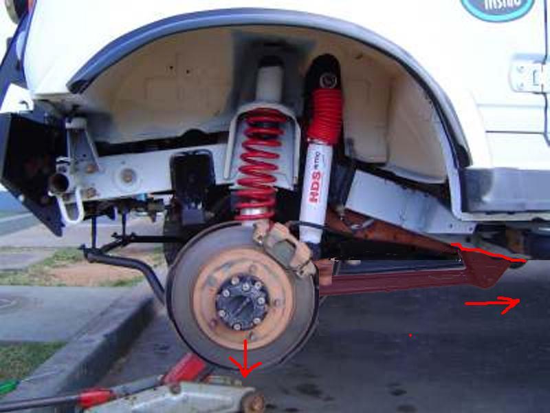 Projeto Solicitado – Suspensão traseira de carro   Finaliza Dia 21 maio 17 