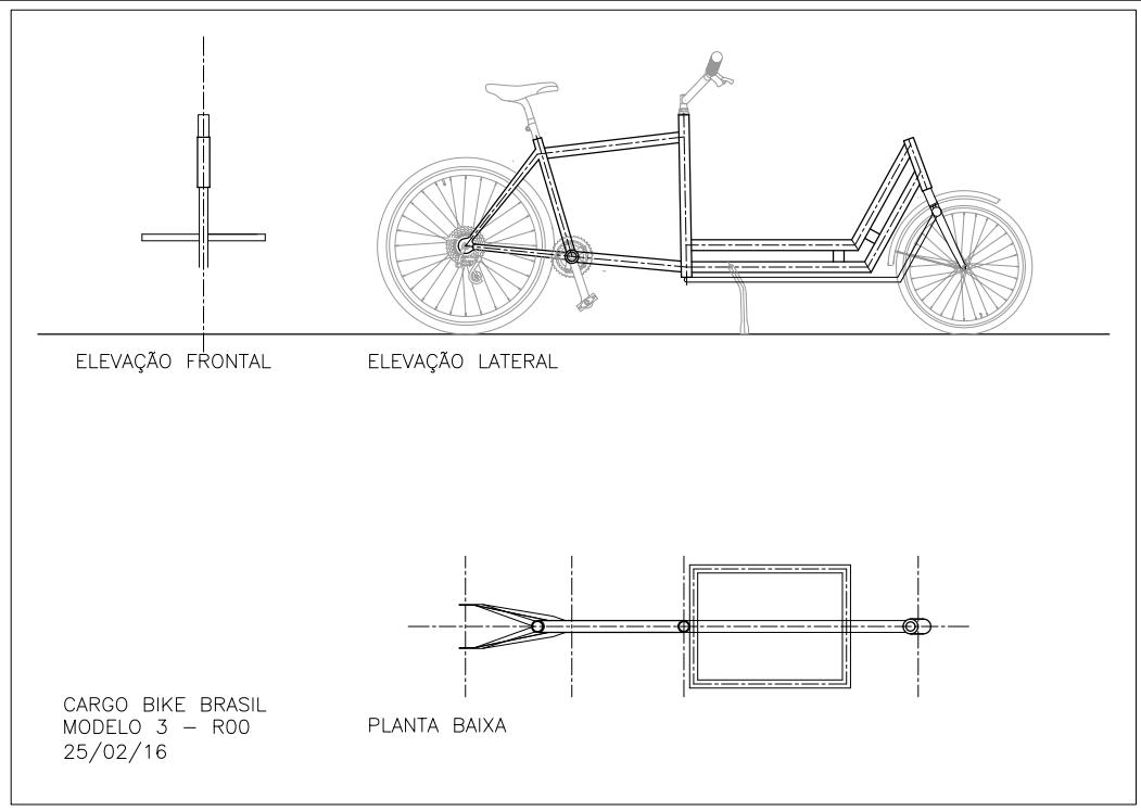Projeto Solicitado – Cargo Bike Brasil   Finaliza Dia 11 ago 17 
