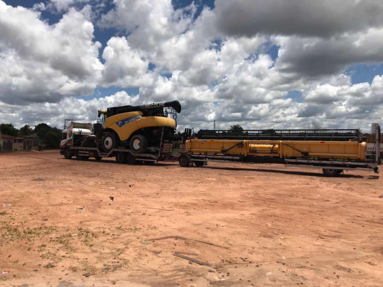 Projeto Solicitado – Reboque para plataforma colheitadeira  |Finaliza Dia 31 ago 18|