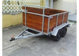 Projeto Solicitado [26 de novembro de 2015] – Projeto de reboques para cavalos, carros , motos e barco