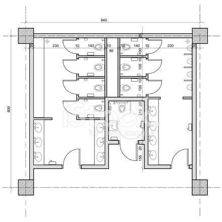 Projeto Solicitado [28 de Maio de 2016] – Exaustão – Banheiros