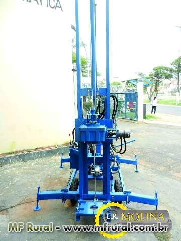 Projeto Solicitado [7 de Junho de 2016] – Máquina para Poço Semi Artesiano