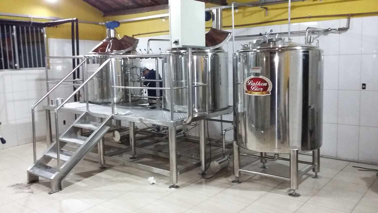 Projeto Solicitado [24 de January de 2017] – Projeto para Microcervejaria de 100 litros
