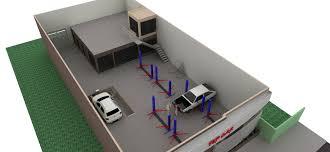 Projeto Solicitado [30 de January de 2017] – Oficina mecânica de automóveis
