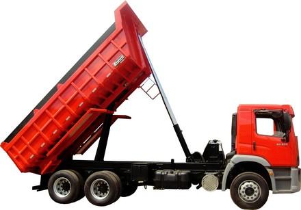 Projeto Solicitado [25 de fevereiro de 2014] – Caçamba para Caminhão Basculante