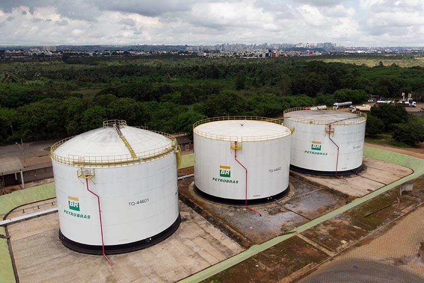 Projeto Solicitado – Reservatório para combustível cap. 500m³   Finaliza Dia 05 jul 19 