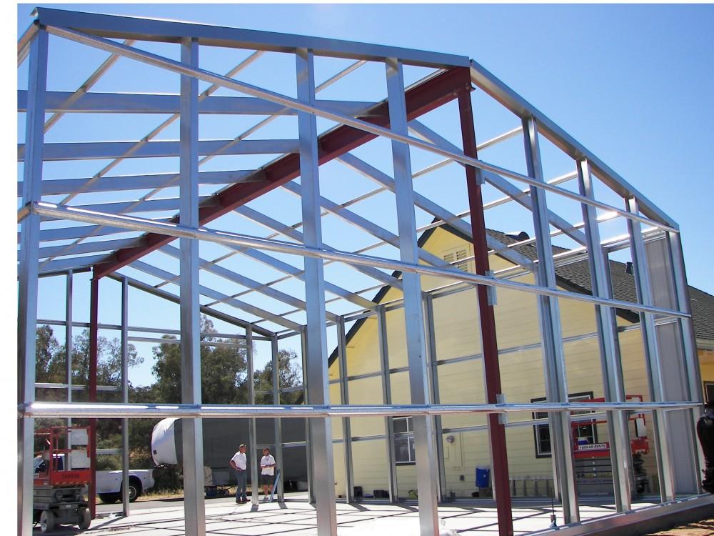 Projetos FP: Projetos de estruturas metálicas completas e equipamentos