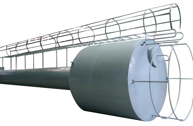 Projetos FP: Projeto de uma Caixa d'agua industrial