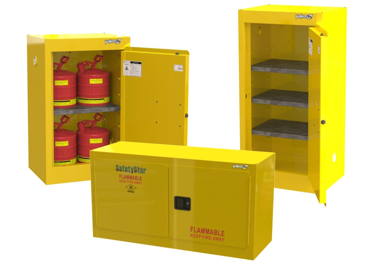 Projeto Solicitado – Cabine para estocar produtos quimicos NR20 (Tinta, solvente, catalizador)  |Finaliza Dia 15 fev 20|