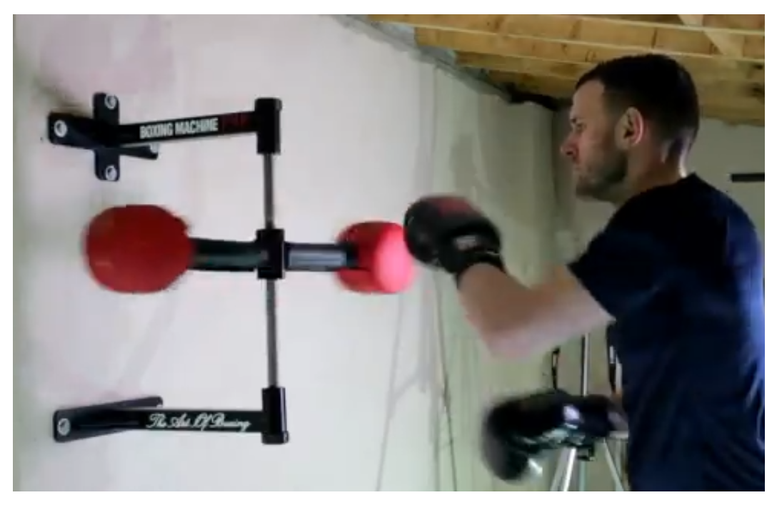 Projeto Solicitado – Aparelho para treino de boxe THUNDER BOXE  |Finaliza Dia 05 Maio 20|