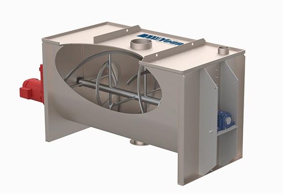 Projeto Solicitado – Projeto Completo de Misturador Ribbon Blender  |Finaliza Dia 25/05/2020|