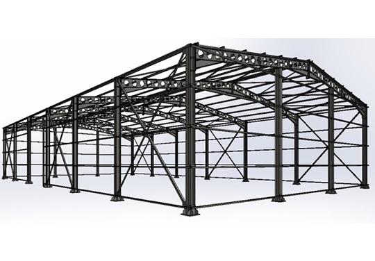 Projeto Solicitado – Projeto de Galpão Metálico|Finaliza Dia 15/05/2020|