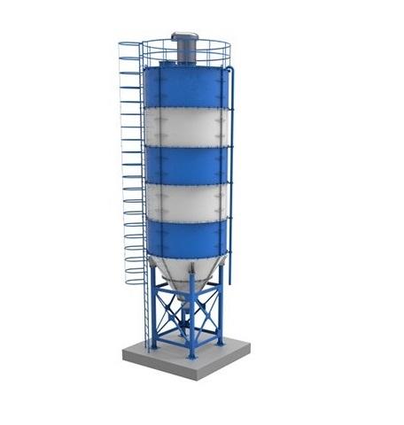Projeto Solicitado – Silo para cimento capacidade 40 toneladas  |Finaliza Dia 25/07/2020