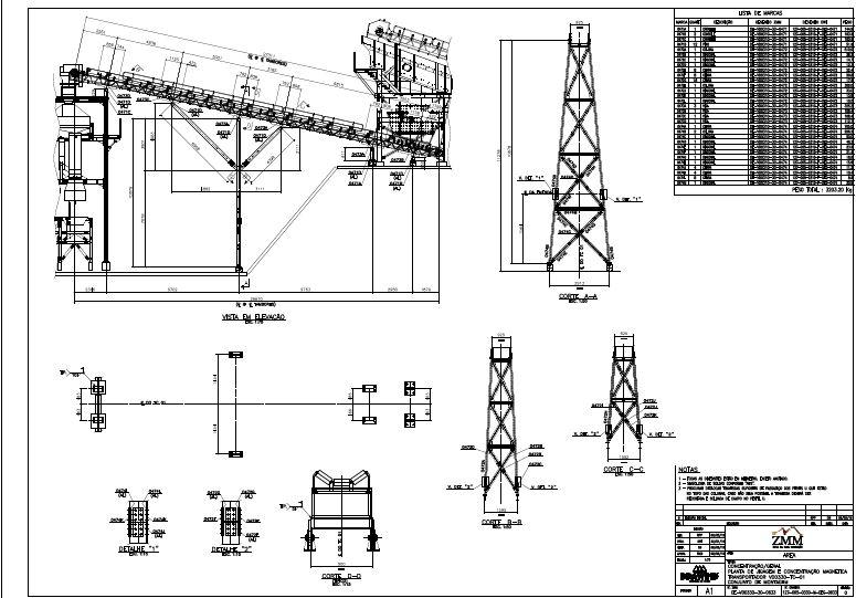 Projeto Solicitado – Tensionador de Correia Transportadora 36″  |Finaliza Dia 13/11/20|